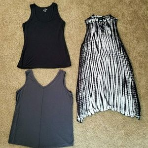 Lot of Womens Tunic Dress & Tanks Size 1X